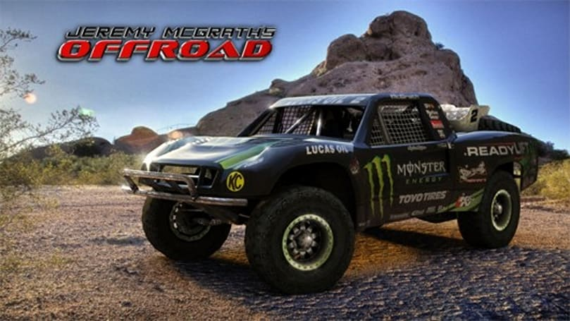 Jeremy McGrath's Offroad races to PSN, XBLA on June 27