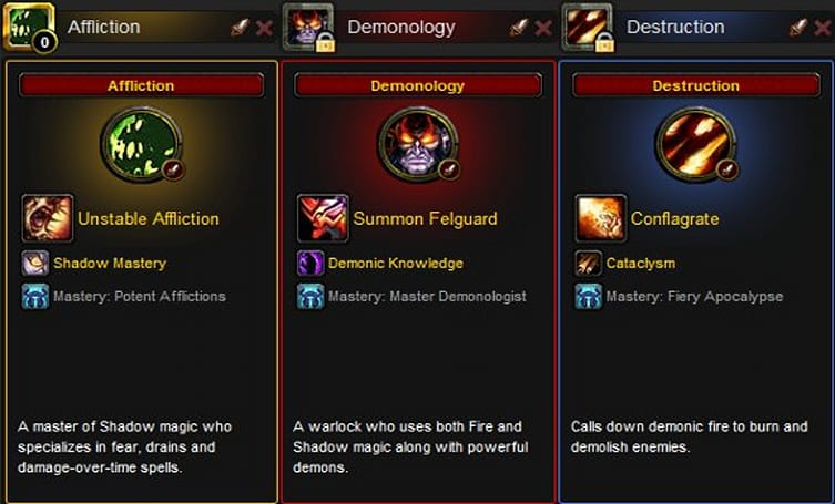 Blood Pact: Distinguishing destruction from fire