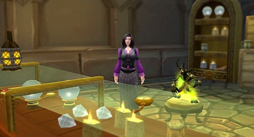 Blood Pact: Tip-top trinkets