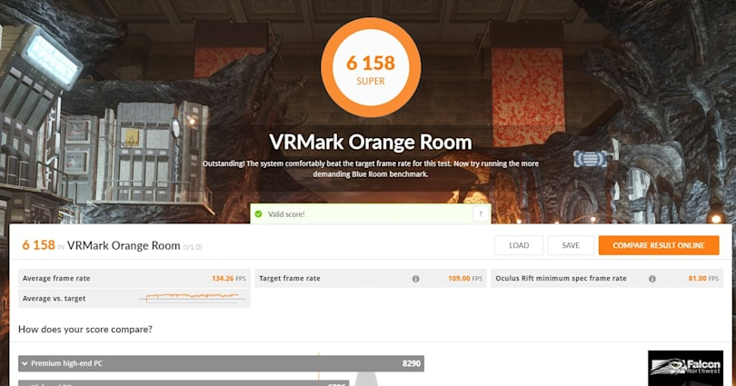 VRMark will tell you if your PC is ready for Virtual Reality