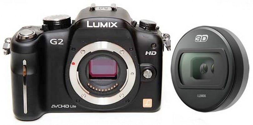 Panasonic will offer interchangeable 3D lens for Micro Four Thirds by year's end
