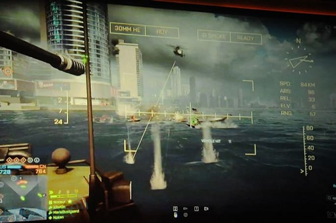 Battlefield 4 beta launching in early October