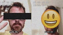 'Antiselfie' app uses face tracking to ruin your best pout
