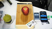The NutriSurface is an intelligent food scale with Obamacare beginnings