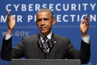 Obama's got a new cybersecurity plan, but what's the point?