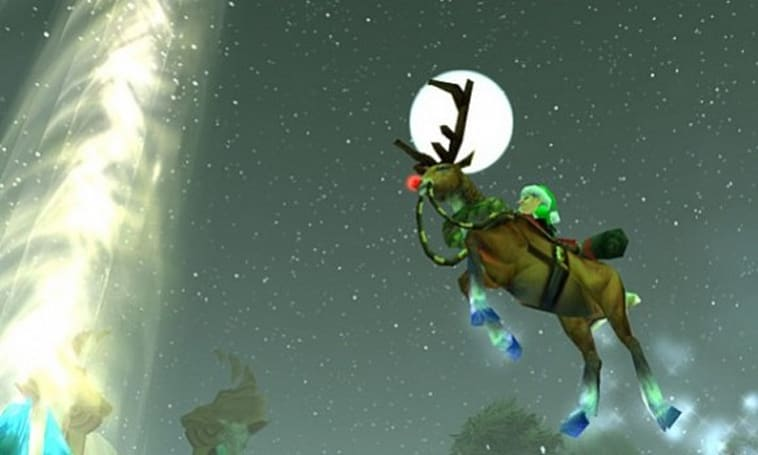 The OverAchiever: Guide to Winter Veil