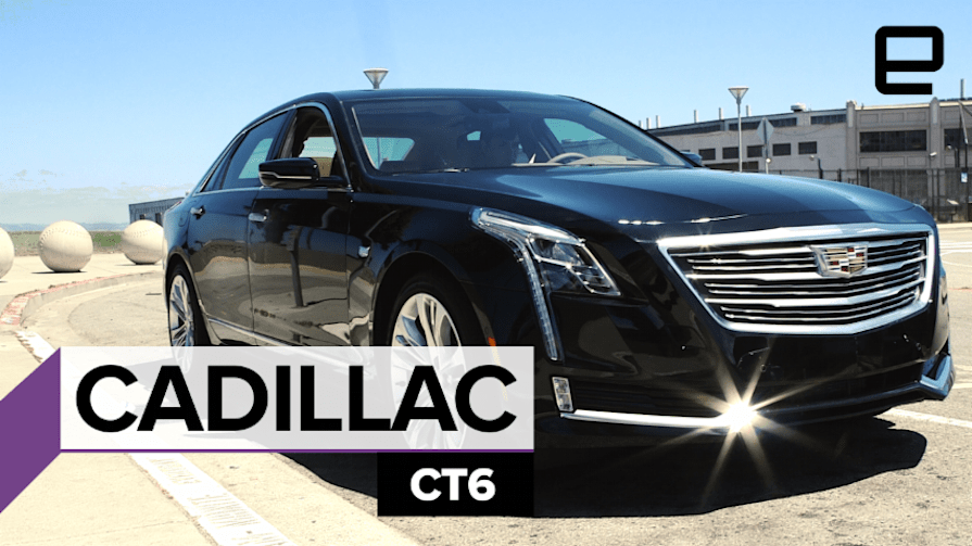 Cadillac CT6 Review