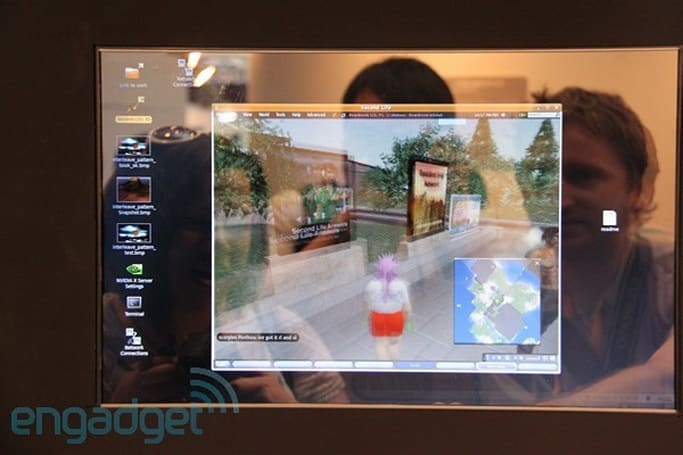 ITRI's display manages 2D and 3D at once, set to challenge Toshiba for hybrid supremacy