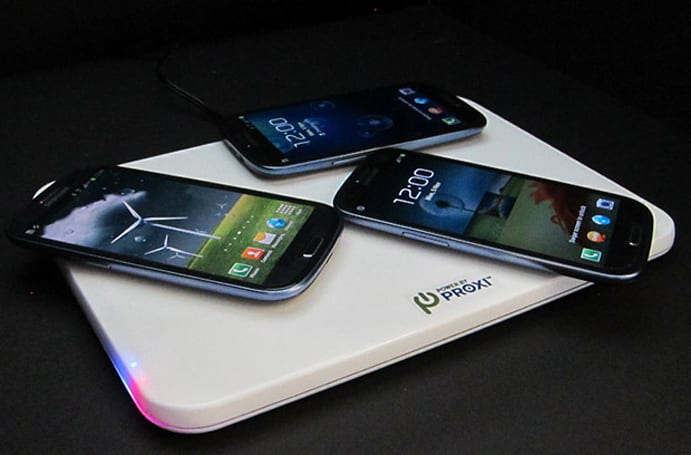PowerbyProxi debuts wireless charging solution, aims to fully integrate it into future smartphones (video)
