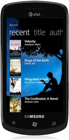 Kindle for Windows Phone 7 revealed, due 'in the coming months'