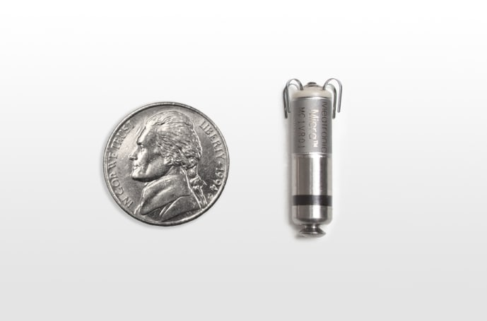 FDA approves 'world's smallest' pacemaker for heart patients