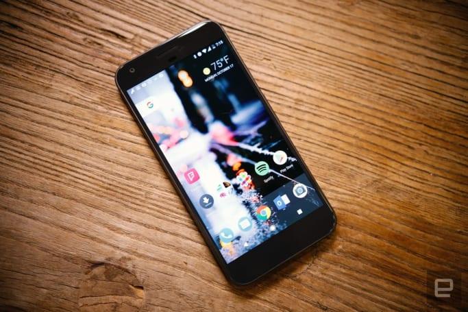 Good luck buying a 128GB Pixel XL at Verizon tomorrow