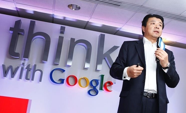 Head of Google China, Dr. John Liu, stepping down after six years