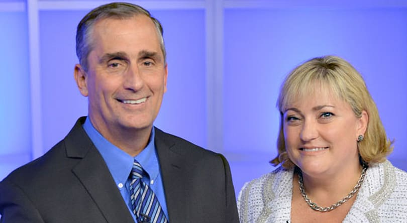 Brian Krzanich takes the reins at Intel today