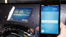 Samsung WiFi Washer and Dryer hands-on (video)
