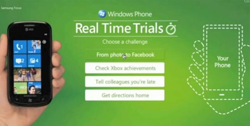 Leaked Windows Phone 7 ads challenge your phone head-to-head