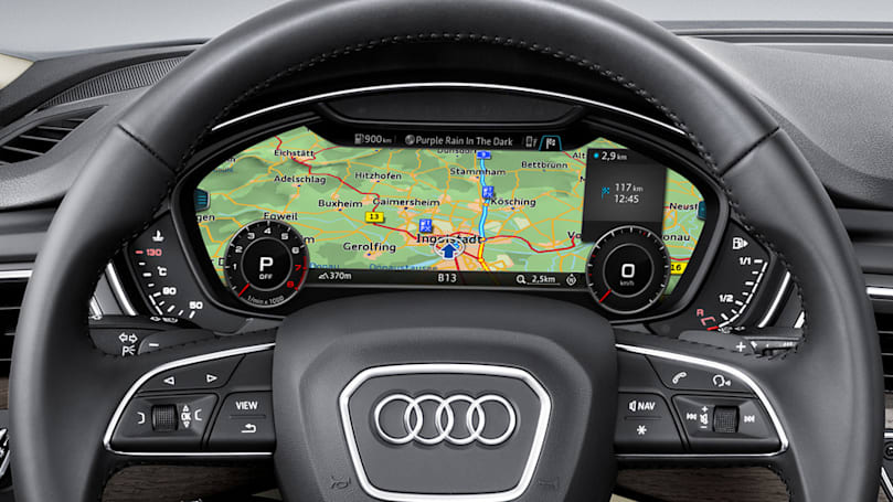 Audi, BMW and Daimler are poised to buy Nokia's Here mapping
