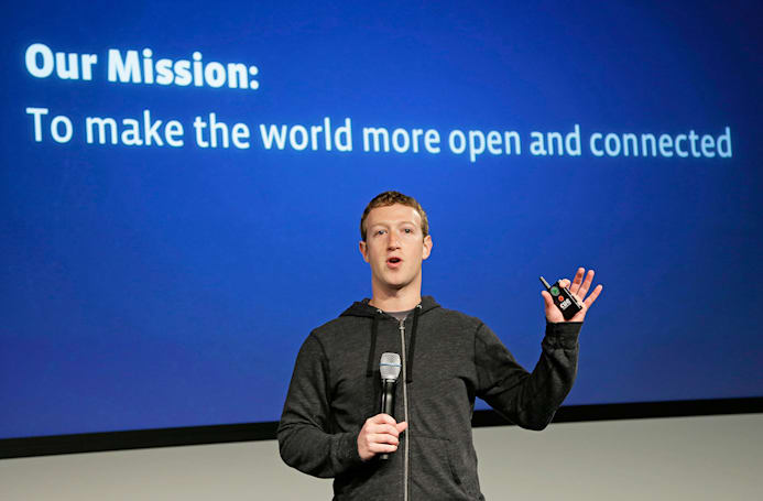 Facebook eyes millimeter-wave wireless to power free internet