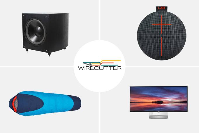 Wirecutter's best deals: Get a UE Roll Bluetooth speaker for $50
