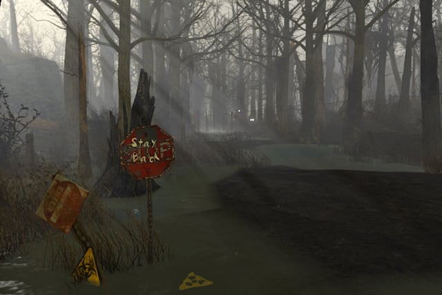NVIDIA's 'Vault 1080' is a gloomy 'Fallout 4' mod