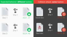 Google berechnet erste SHA-1-Kollission