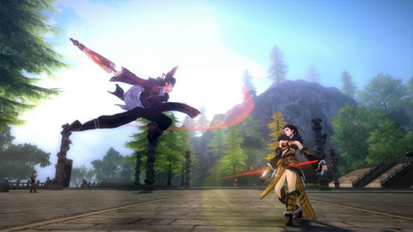 Snail previews Age of Wushu's scheming eunuch Rootless Clan