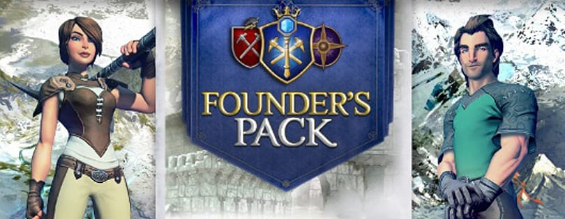 EverQuest Next Landmark Founders Packs, alpha announced
