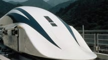 Japan unveils prototype of new maglev train, promises speeds of up to 311 mph