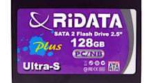 Ridata Ultra-S Plus MLC SSDs arrive in 32/64/128GB flavors, start at $170