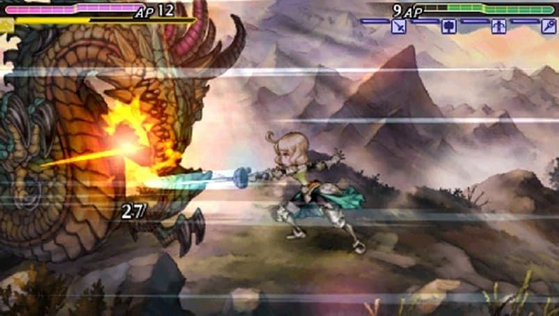 Xseed publishing Vanillaware's online RPG 'Grand Knights History'