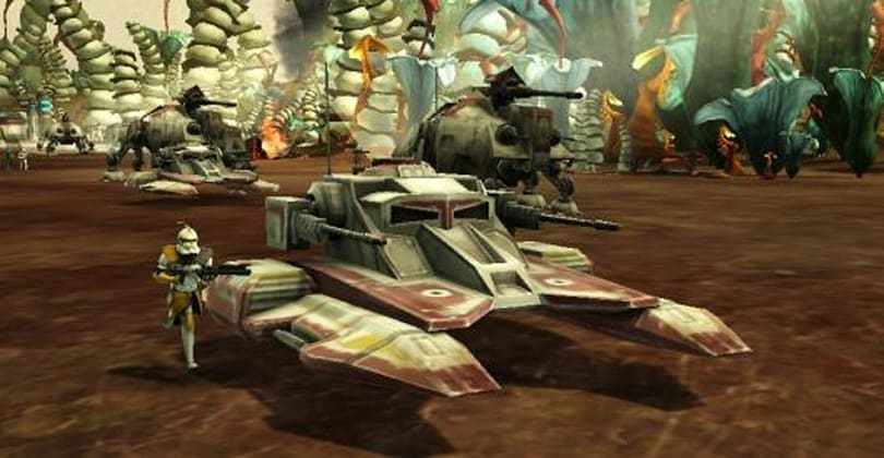 Clone Wars Adventures announces eight million users, upcoming content