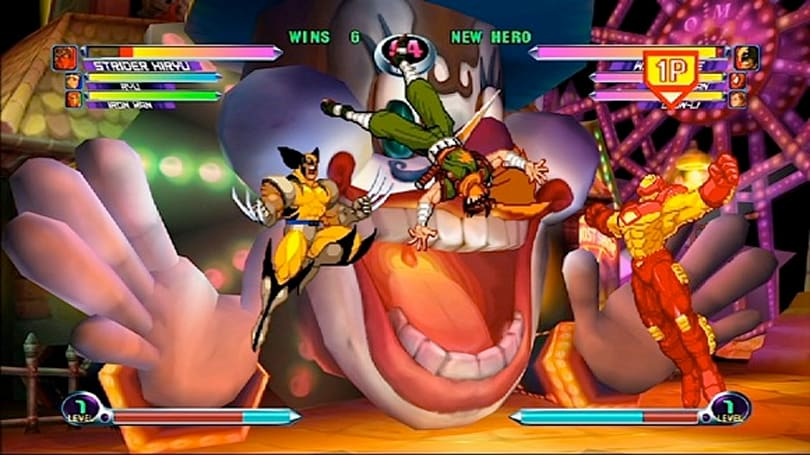 Marvel vs Capcom 3 for Xbox 360 & PS3 announced, along with Bionic Commando: Rearmed 2 [update]