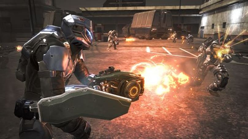 DUST 514's latest build lets you bring the pain from EVE Online allies