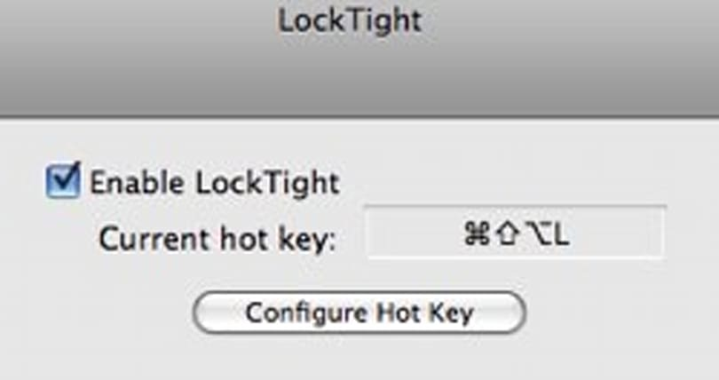 Mac 101: Locking your Mac with a hotkey, like you can with Windows