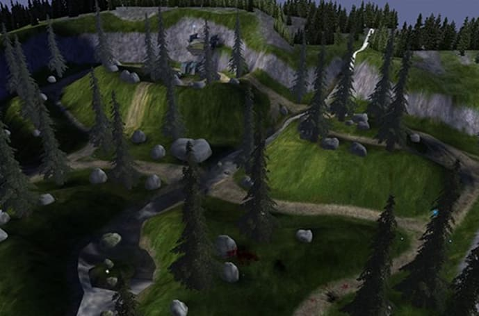 Halo Anniversary adds 3 more maps, including PC version's 'Timberland'