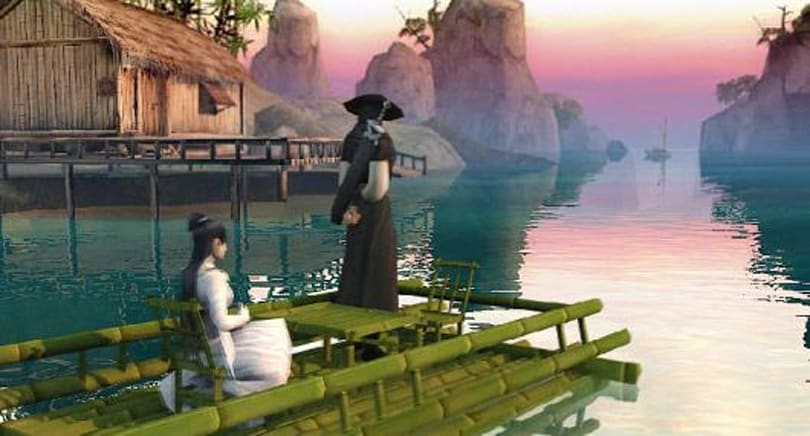 Snail Games (officially) announces wuxia MMO, Age of Wushu