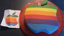 Taste the Apple rainbow