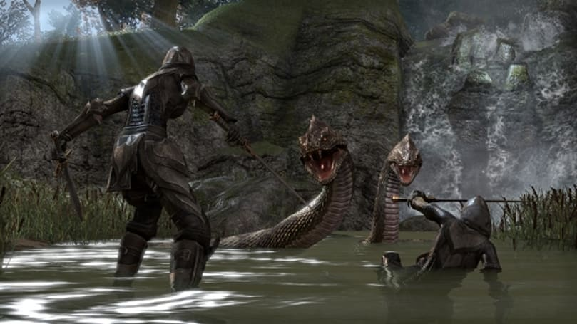 Elder Scrolls Online anticipates 'massive' test weekend
