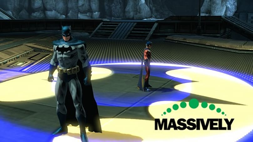 Massively Exclusive: SOE's John Smedley reveals F2P model for DC Universe Online