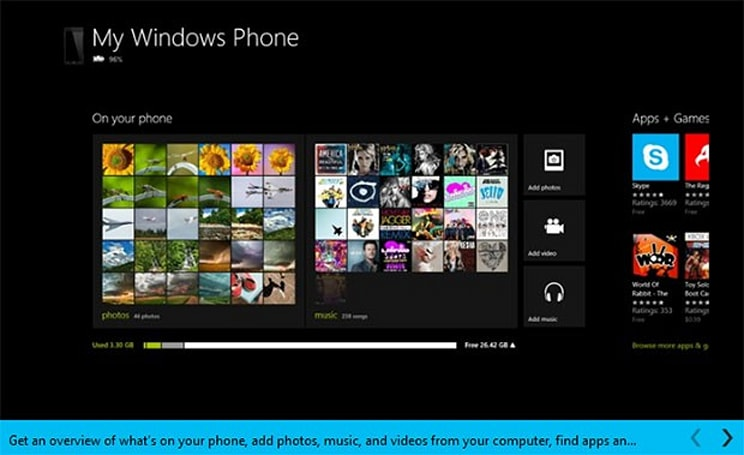 Microsoft adds WP8 app to Windows Store just in time for launch
