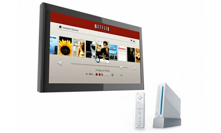 Netflix fully available on Wii as of today