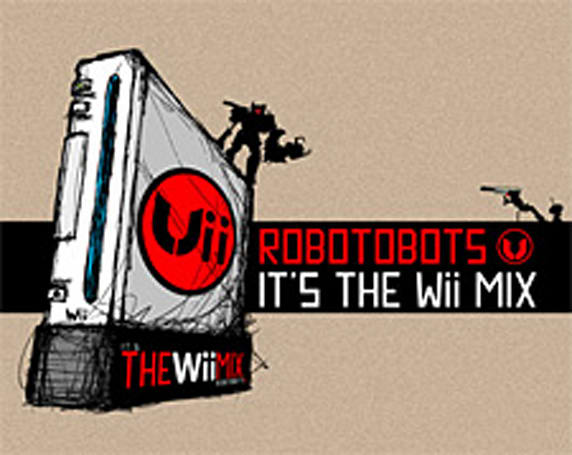 Wii Music (Remix) ft. ROBOTOBOTS