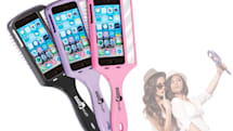 Ladies and gentlemen, presenting the Selfie Brush