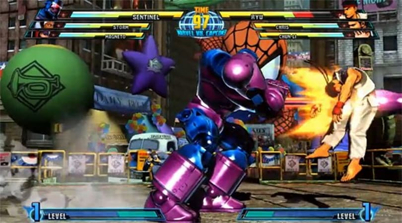 Marvel vs. Capcom 3 patch preps for new mode, tweaks fighters