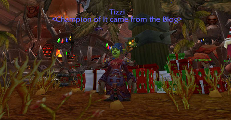 It came from the Blog: Join us for Winter Veil 2013