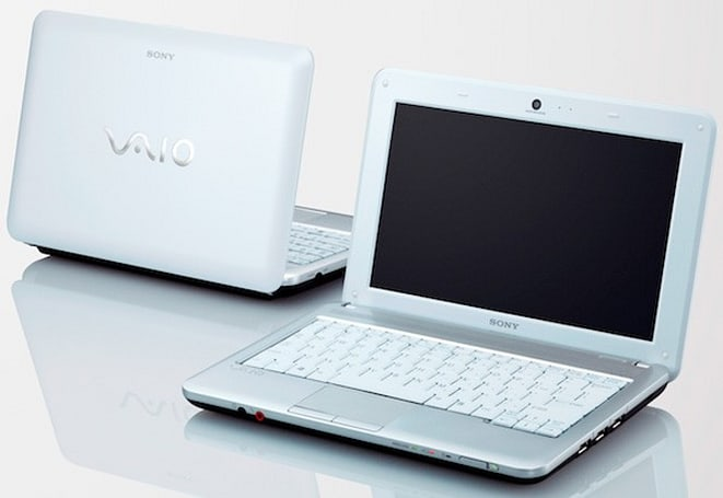 Sony VAIO M netbook officially unveiled, attempts to befriend your wallet