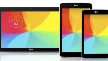 LG admits that one size doesn't fit all with three new G Pad tablets
