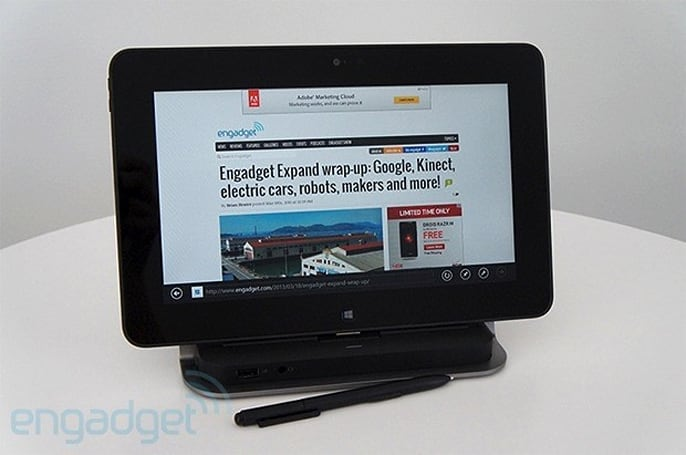 Dell Latitude 10 review: a business-friendly Windows tablet with great battery life