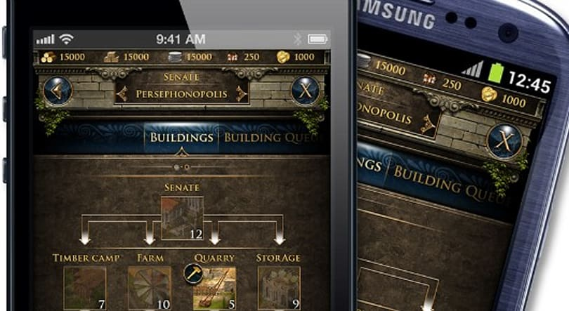 MMObility: Bridging the gap between mobile and client-based MMOs