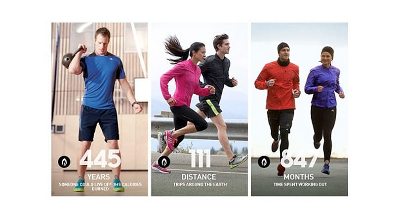 Adidas bringing miCoach fitness app exclusively to Nokia's Lumia phones
